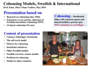 Co-Housing - model mieszkalnictwa