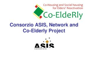 Consorzio ASIS, Network and Co-Elderly Project