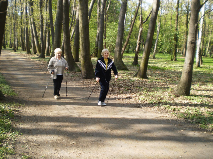 Nordic walking - Program @ktywny Senior