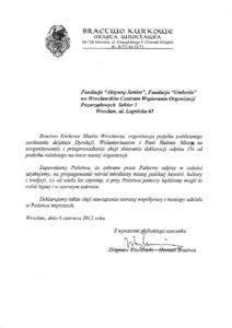 Bractwo Kurkowe - 06.06.2012