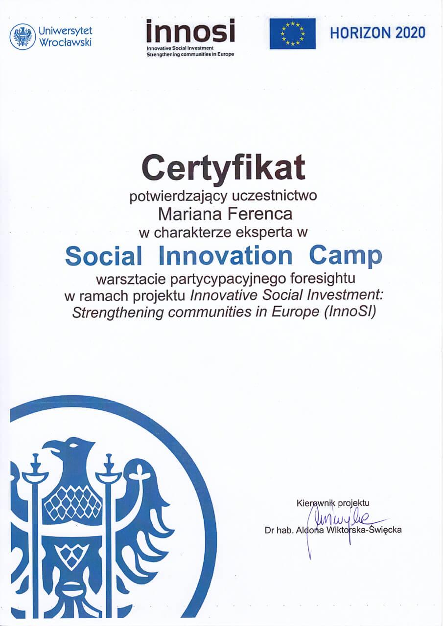 Social Innovation Camp - 11.09.2011