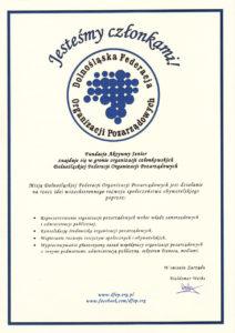 Dolnośląska Federacja Organizacji Pozarządowych - 2014