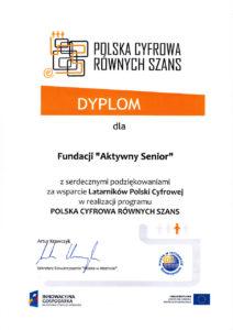 Polska Cyfrowa Równych Szans - 2014