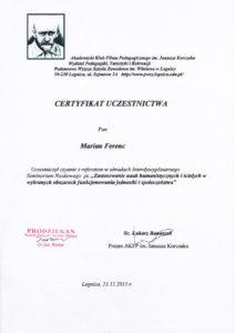 Akademicki Klub Filmu - 21.11.2011