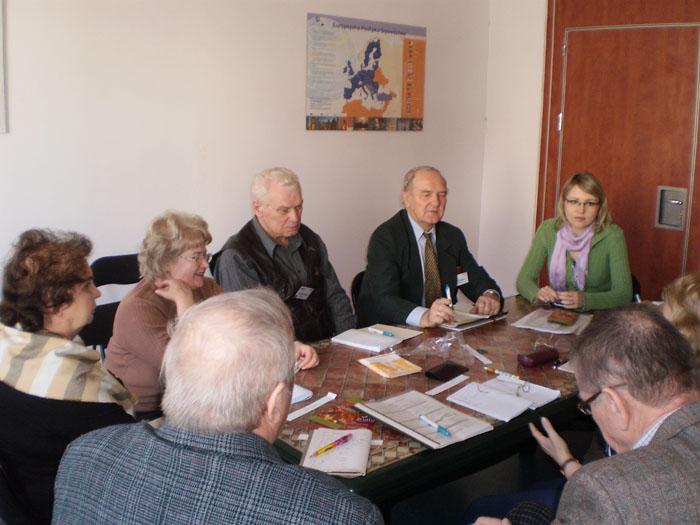 Zajęcia z andragogiki - Program @ktywny Senior