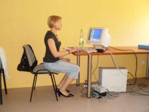 Badanie i trening równowagi - Program @ktywny Senior