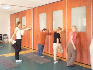 Ćwiczenia gimnastyczne - Program @ktywny Senior