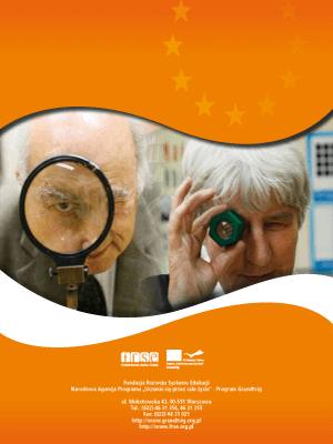 Europa seniorom - seniorzy europie