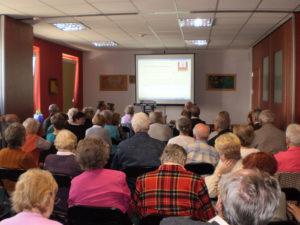 Wykład z genealogii - Program @ktywny Senior