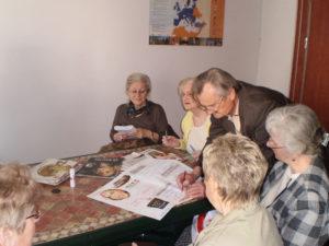 Warsztaty z budowania komunikacji grupowej - Program @ktywny Senior