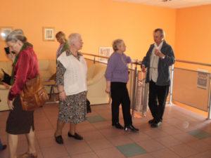 Przerwy w trakcie zajęć - Program @ktywny Senior