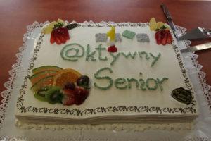 Roczek programu @ktywny Senior