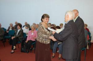 Uroczyste zakończenie pierwszego programu @ktywny Senior