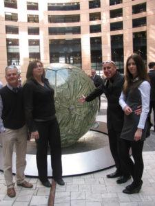 Wizyta w Strasburgu - Strasburg marzec 2012
