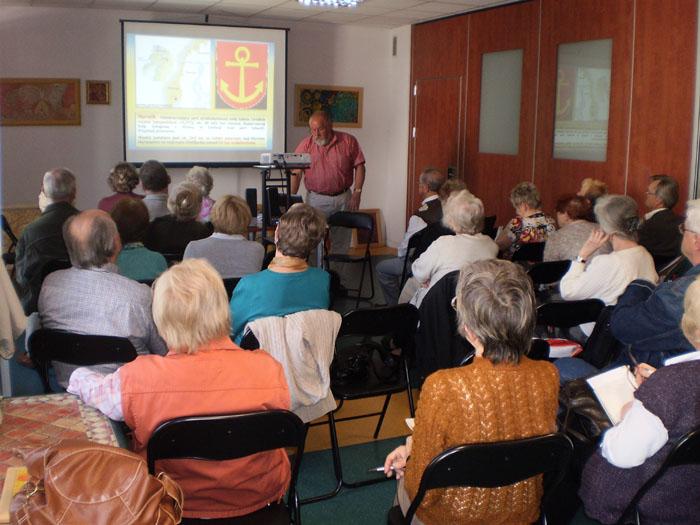 Wykład o pasji podróżniczej - Program @ktywny Senior