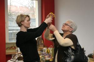 Wystawa prac artystycznych - Program @ktywny Senior