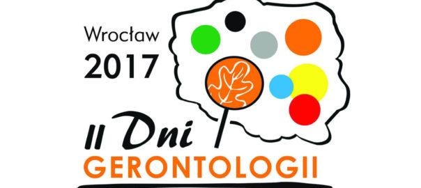 II Dni Gerontologii - zaproszenie