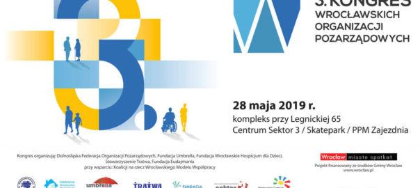 3 Kongres Wroclawskich Organizacji Pozarządowych