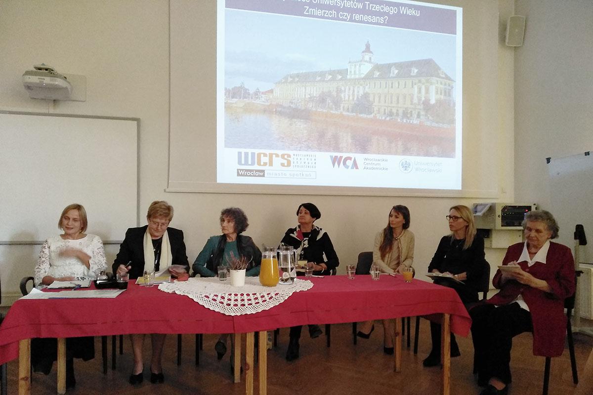 Konferencja UTW
