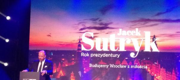 Rok prezydentury Jacka Sutryka