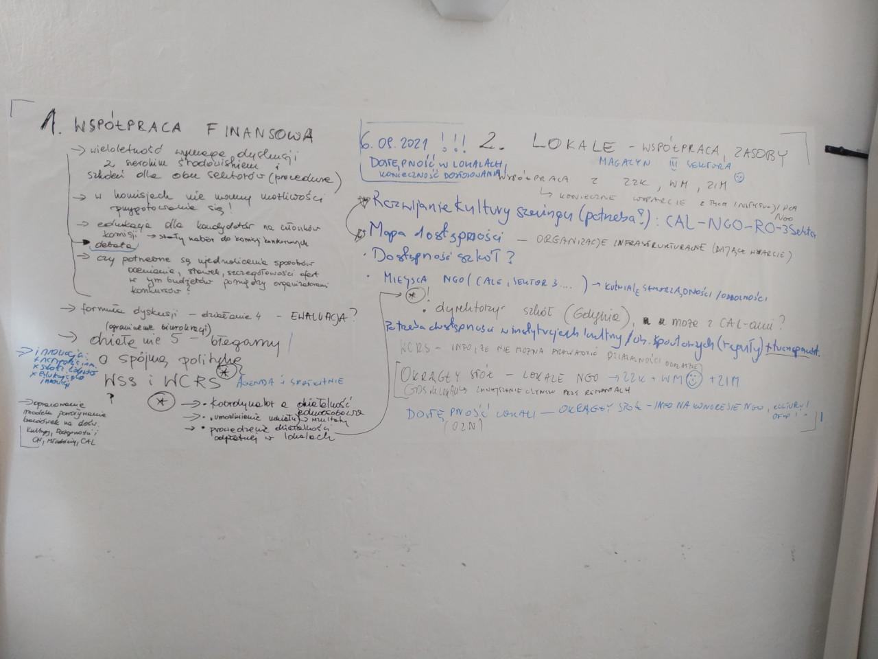Ewaluacja - plansza z tekstem